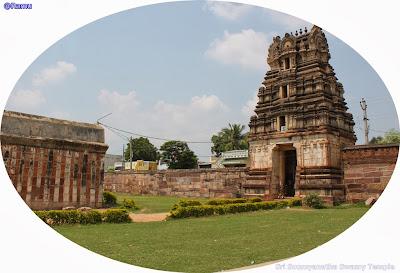 Soumyanatha Swamy Temple Nandalur