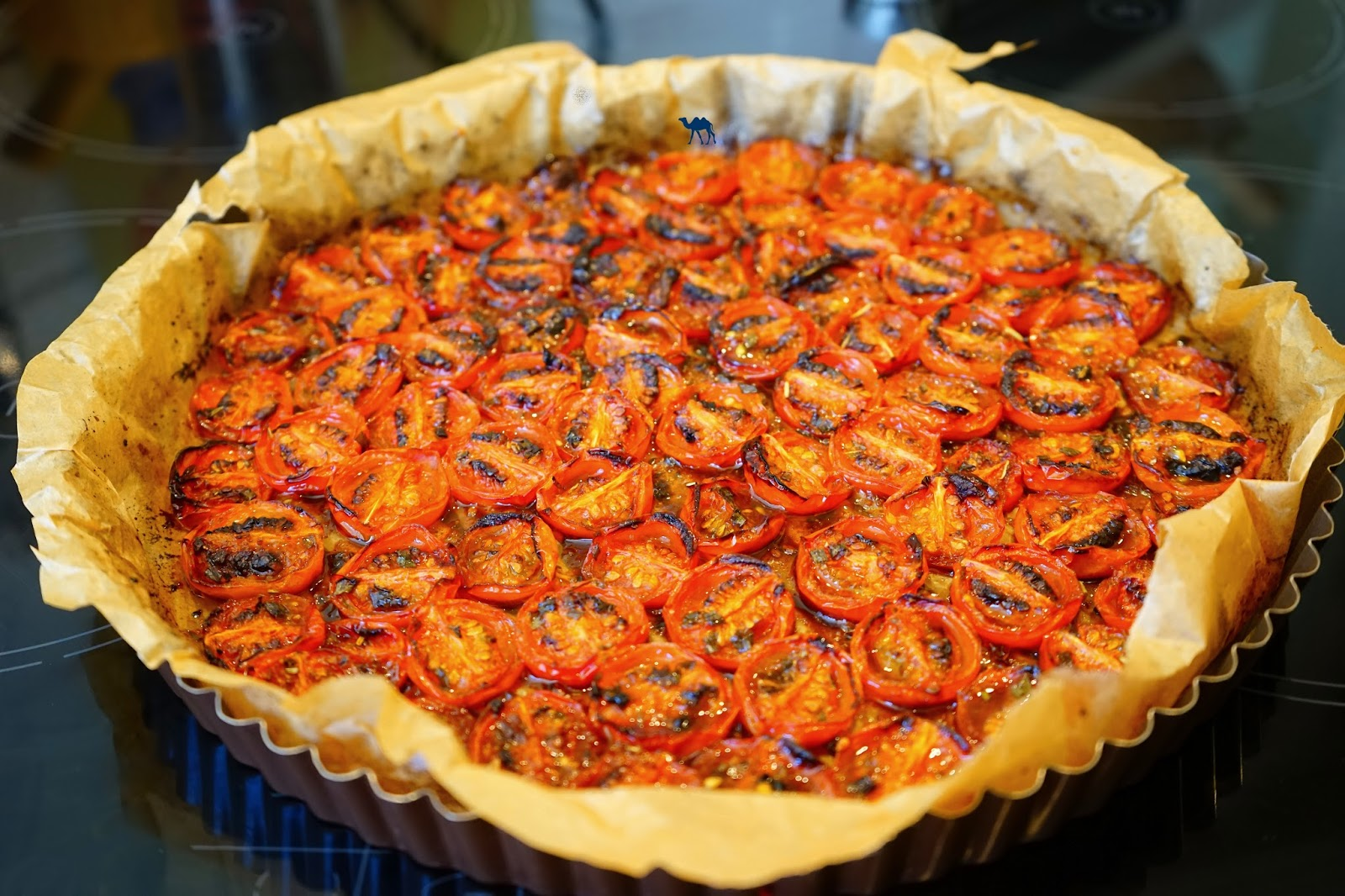 Tomates Cerises Caramélisés - Le Chameau Bleu