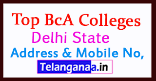 Top BCA Colleges in Delhi