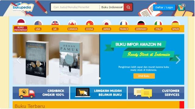 Bukupedia.com