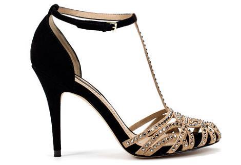 e5b64e0e1 Estas são as tendências para sapatos de festa da marca Zara.Os sapatos de  festa da Zara tem pouco a invejar os modelos de outras marcas mais caras é  que os ...