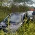Veículo tomando de assalto é encontrado abandonado na zona rural de Assunção