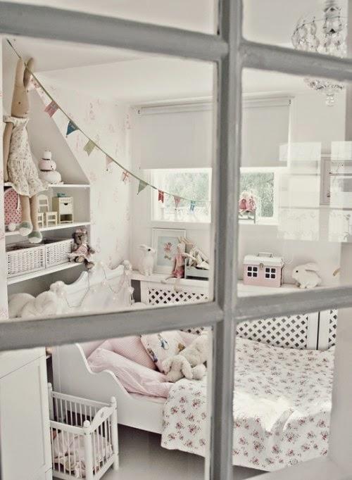 Kolory Marzeń Wyjątkowa I Romantyczna Sypialnia Dla Dziewczynki