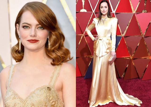 Emma Stone Oscars 2017 Planned Parenthood