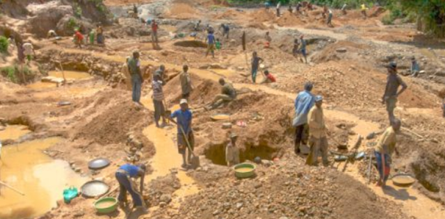 Image result for TWO MEN GET BURIED ALIVE WHILE EXCAVATING SAND IN ENUGU.