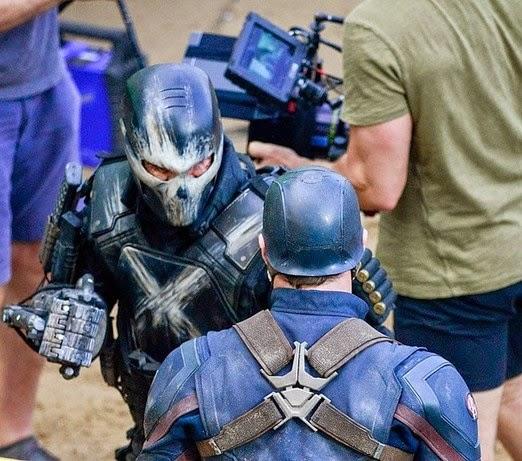 Captain America: Civil War Set Photos & Videos 53