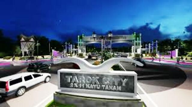 Komplek Perkantoran Kantor Gubernur Layak Dibangun di Kawasan Terpadu Tarok