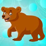 G4K Happy Brown Bear Esca…