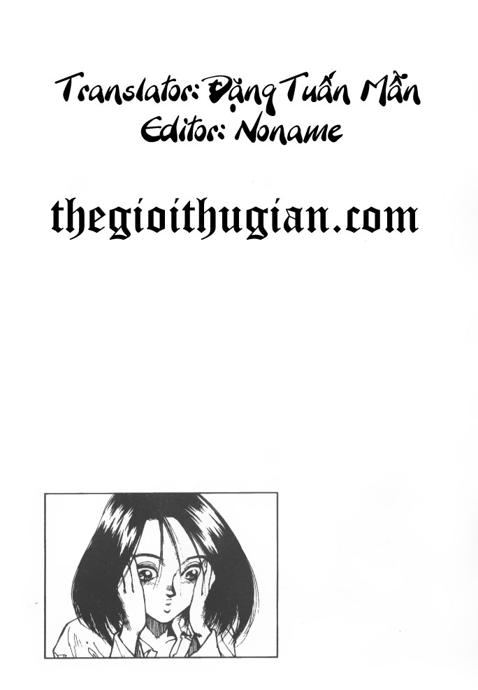 Battle Angel Alita chapter 35 trang 24