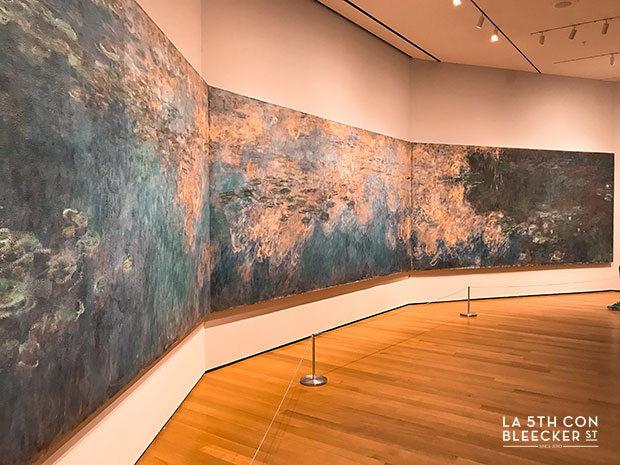 The Museum of Modern Art MoMA Nueva York monet