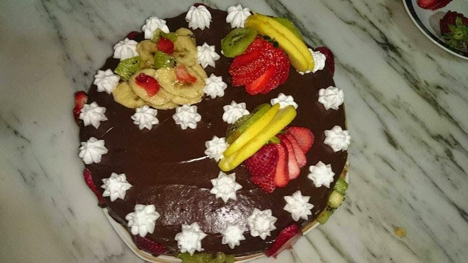 Recette du gâteau au danette
