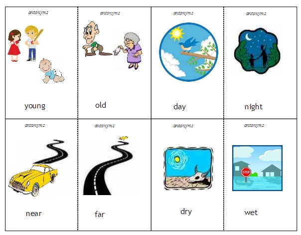 Worksheets Example Of Antonyms christy21 zone the branches of semantics antonym synonym and in which words have sense relation involve opposite meaning concrete form antonymy is called