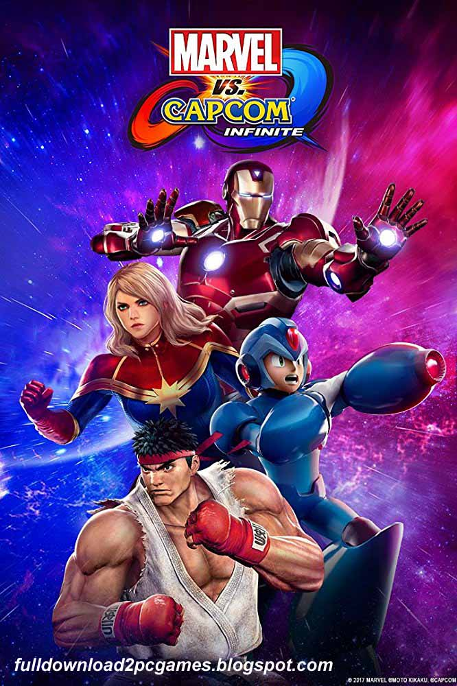 Marvel vs. Capcom Infinite Free Download PC Game - Full ...