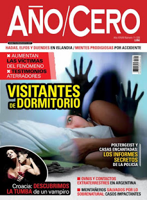 Revista Año Cero España - Noviembre 2017