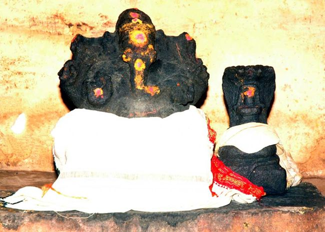 Sri Milagu Pillaiyar Temple Main Deity