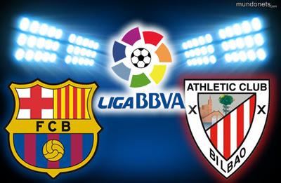 موعد مباراة برشلونة أتلتيك بيلباو في الدوري الاسباني والقنوات المجانية الناقلة لمباراة برشلونة وأتلتيك بيلباو اليوم
