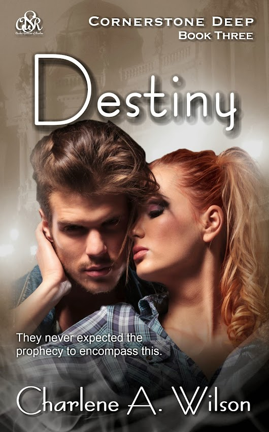 Roxanne's Realm: Interview and Giveaway: Destiny by Charlene A. Wilson
