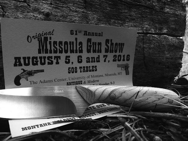 Missoula Gun Show Flyer