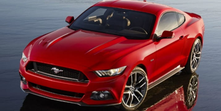 Ford Mustang Price in India on Road