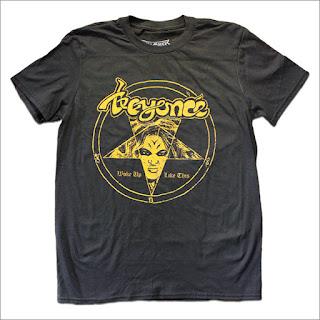 Las camisetas mas jevis de las estrellas del Pop