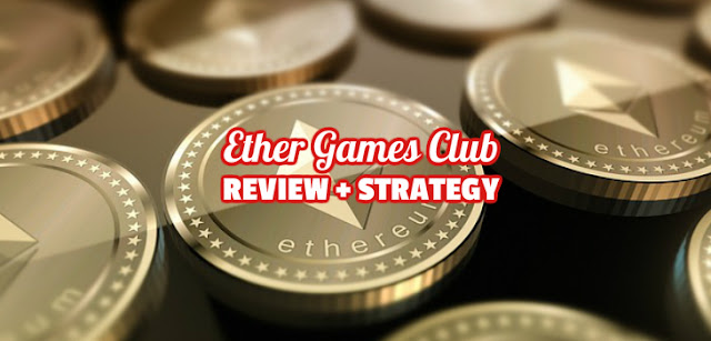 Profitable Auto Bet Strategy for Ether Games Club.