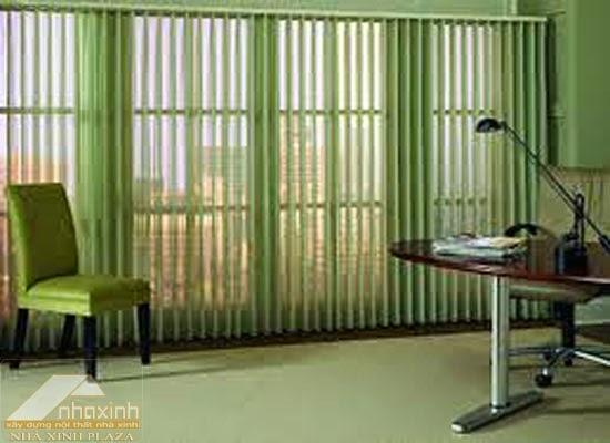 Mua rèm cửa sử dụng trong văn phòng
