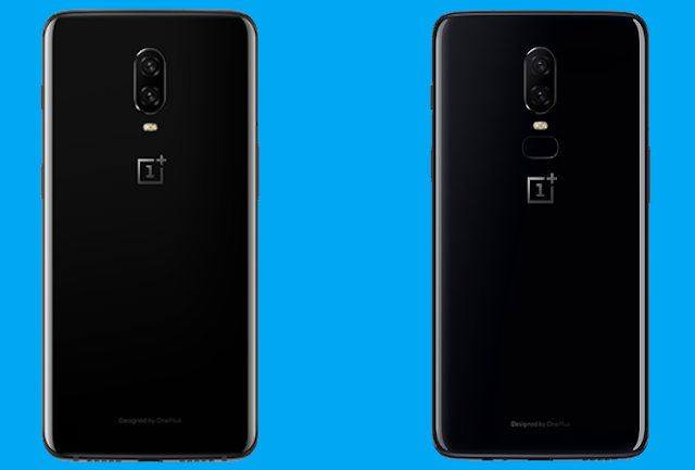 OnePlus 6T Design and Display