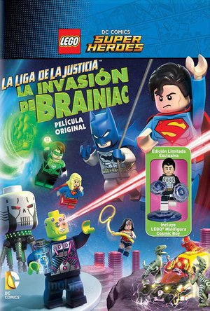 Poster LEGO DC Comics Super Heroes: Justice League: Cosmic Clash 2016
