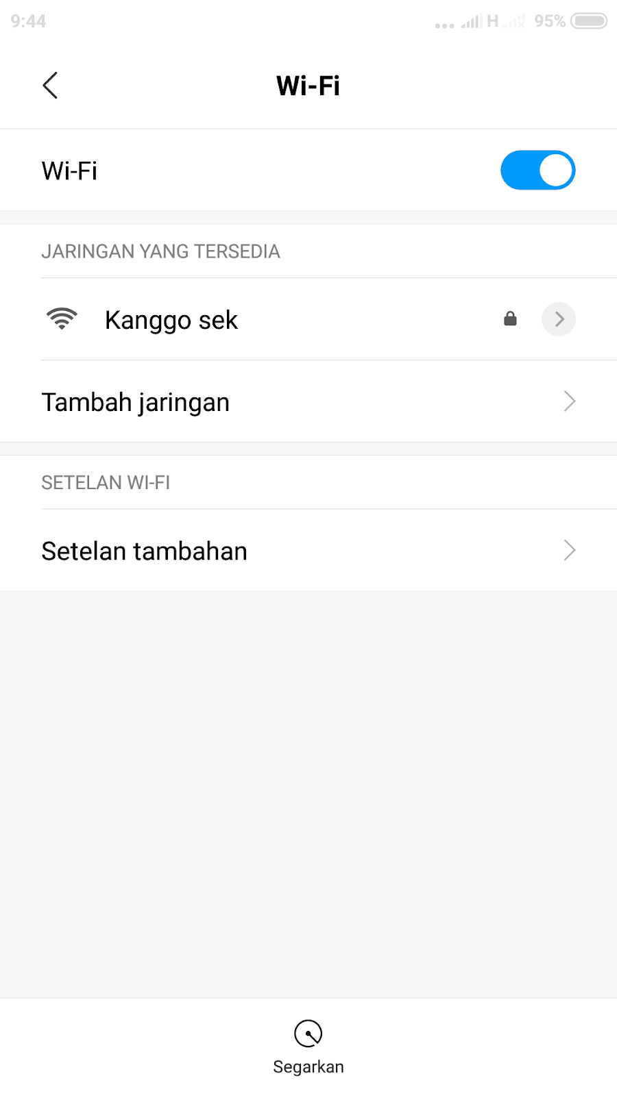 Cara Berbagi Password Wifi ke Hp xiaomi / Share Wifi Xiaomi