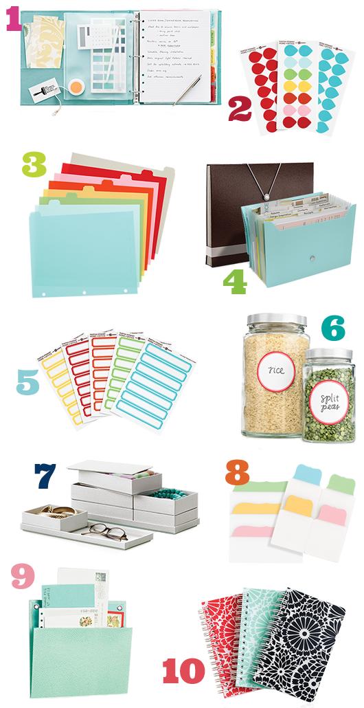 IHeart Organizing: Items IHeart: Martha's Home Office