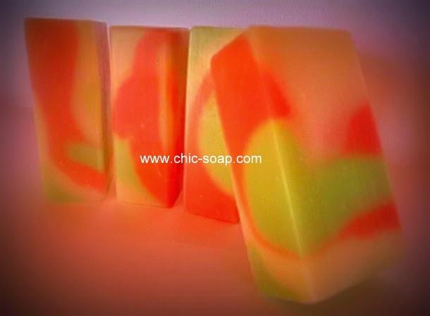 Jabón de aceite de lino