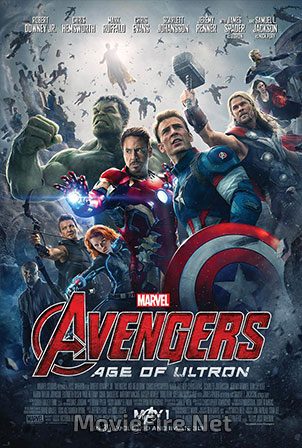 Avengers: Age of Ultron (2015) 1080p