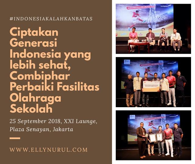 apresiasi dukungan masyarakat yang telah mensukseskan kampanye #indonesiakalahkanbatas