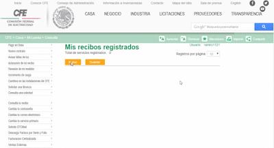 Cómo Consultar e Imprimir Tu Recibo De Luz CFE - TochoMorocho