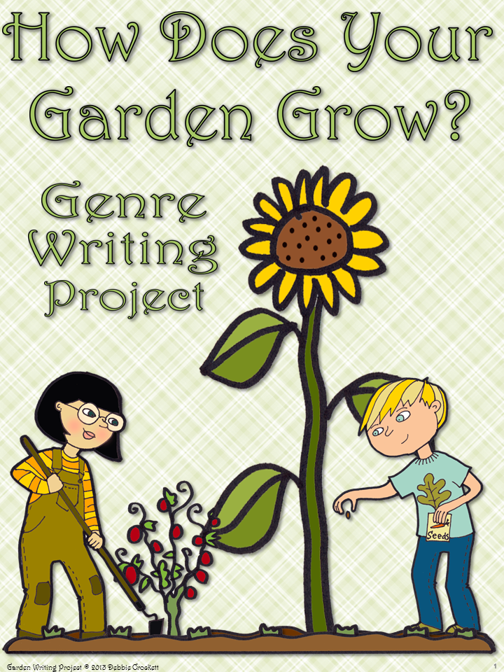 Spring Garden Genre Writing Project--Crockett's Classroom