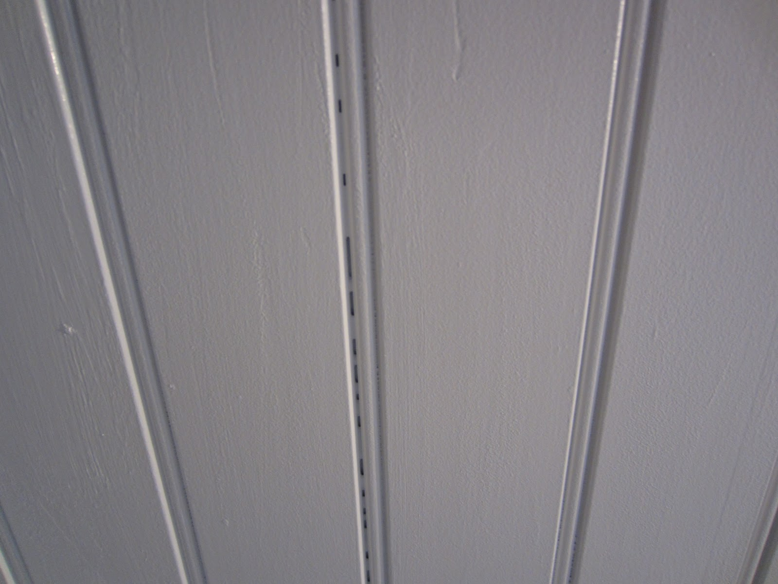Beadboard Painting Tips - beadboard ceiling
