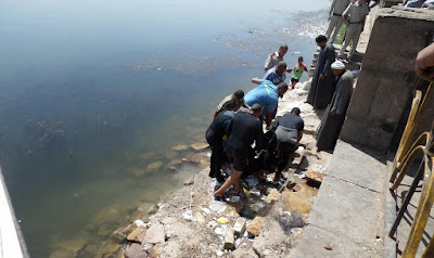 المباحث تكثف جهودها لكشف لغز العثور على جثة مدرس ملقى في مياه ترعة مخنوقًا