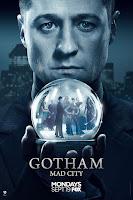 """la tercera temporada de """"Gotham"""""""