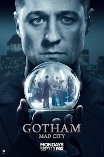 "la tercera temporada de ""Gotham"" - MAD CITY [DC Comics]."