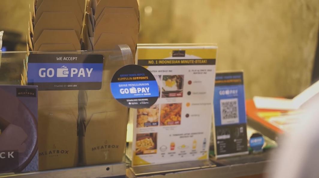Cara Bayar Pakai Go-Pay Langsung Di Restorannya Atau Tempat Jajannya