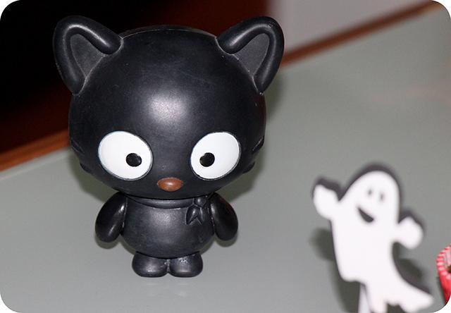 Decoração Festa de Halloween : Gato Preto
