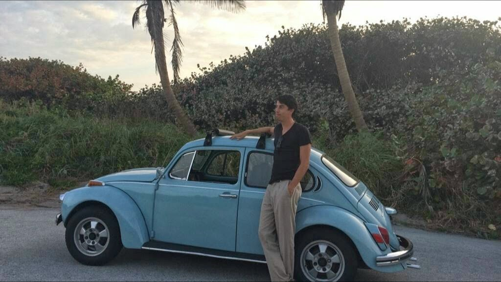 Just Built Something:: The Beetle!