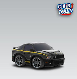 Ford Shelby GT500 2011 Terlingua