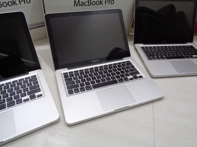 Apple MACBOOK PRO MD101 Mid 2012 Fullset : Laptop Bekas