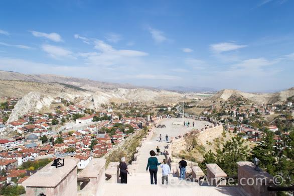 Beypazarı Hıdırlık tepesinden manzara, Ankara