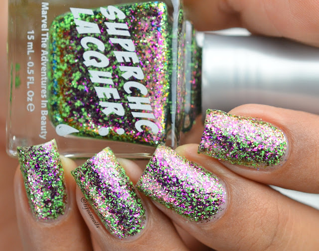 Superchic lacquer Sweet Surrender