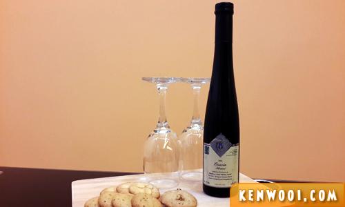ice wine celebration