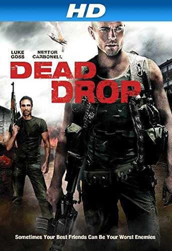 Poster Dead Drop 2013 Full Movie Dual Audio Free Download 300Mb
