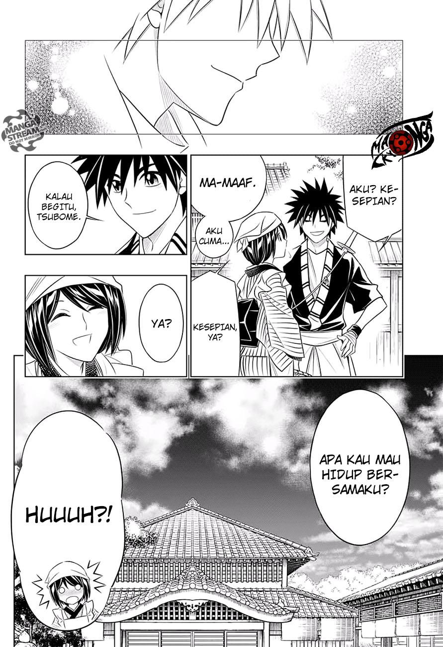 Rurouni Kenshin: Hokkaido-hen Chapter 03-28