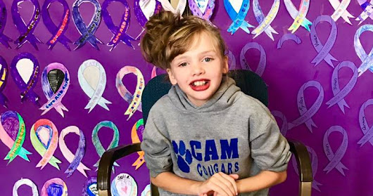 The battle to defeat Rett has recruited a new warrior - Help Andrés Cosano Molleja raise money to go directly to Rett Syndrome research This giving Tuesday, contribute to Andrés and his run to defeat Rett